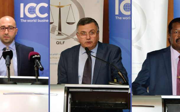 "ICC Qatar holds a seminar on  ""Enforcement of Arbitral Awards"""