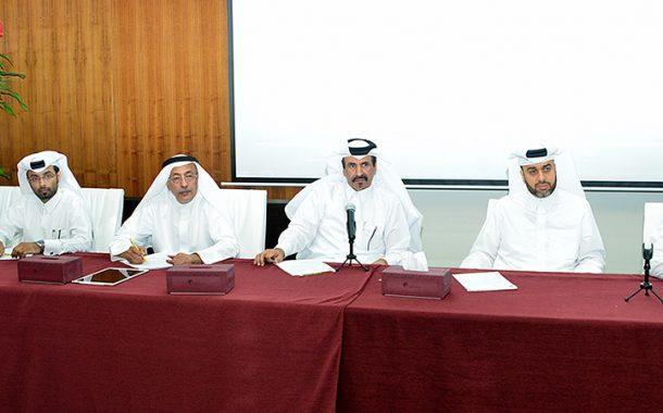 قطر للمواد الأولية في لقاءها بالتجار: المخزون يكفي 12 شهراً