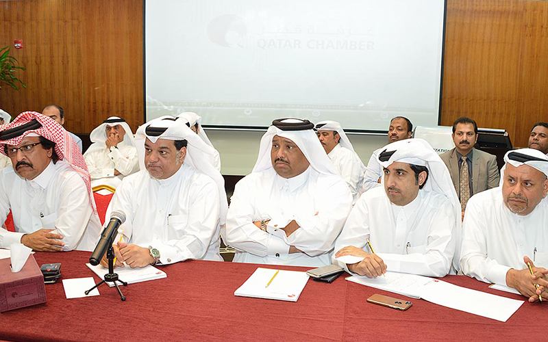 Qatar has enough food stock : Qatar Chamber | Qatar Chamber
