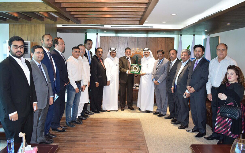 QC reviews boosting food imports from Pakistan | Qatar Chamber