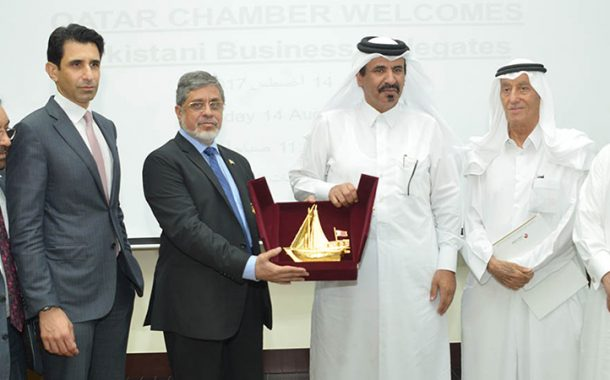 Qatar, Pakistan discuss ways to boost investment and trade