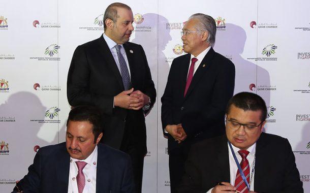 Qatar keen on enhancing ties with Indonesia: QC