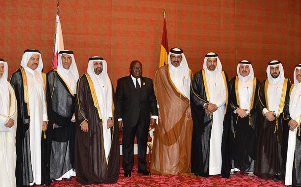 Qatari businesses invited to invest in Ghana