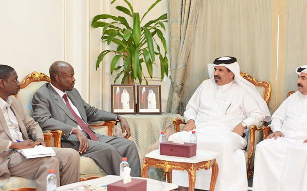 Qatar Chamber reviews economic cooperation with Sudan