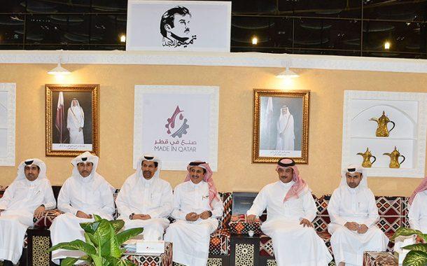 رئيس الغرفة يستقبل رجال اعمال ورؤساء شركات ووفود اجنبية في مجلس هل قطر