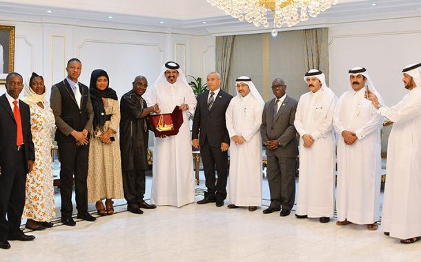 Qatar Chamber Discusses Investment Prospects in Liberia