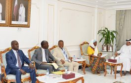 Qatar Chamber Looks into Cooperation with a Trade Delegation from Uganda