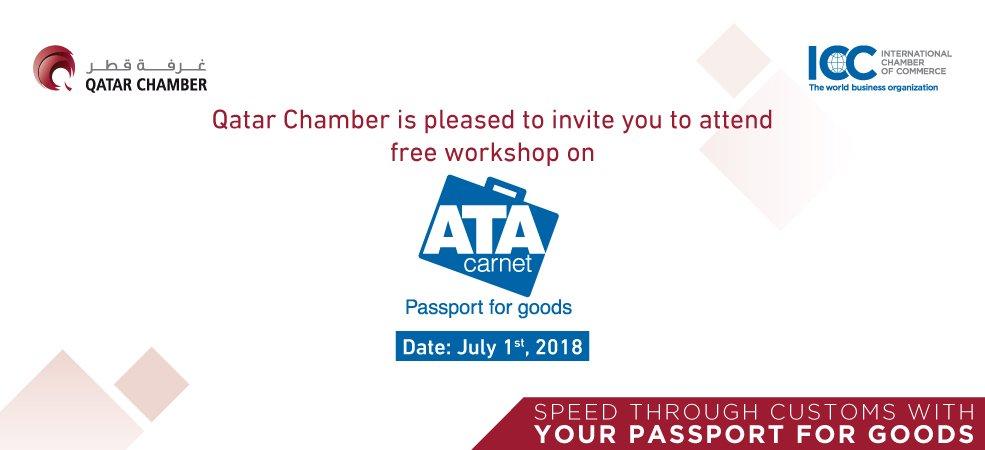 Register for ATA Carnet Workshop
