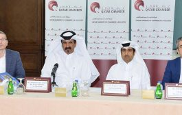 Qatar Chamber reviews enhancing cooperation with MUSIAD