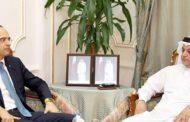 Qatar Chambe hosts visiting Italian delegation