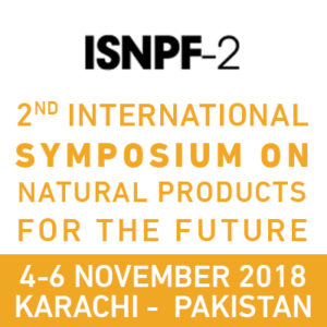 2nd International Symposium on Natural Products for the Future SNPC-2 @ HEJ Research Institute of Chemistry - International Center for Chemical and Biological Sciences | Karachi | Sindh | Pakistan