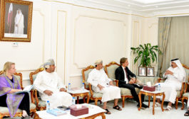 Qatar Chamber, Oman's SIPC team explore ways to enhance trade ties