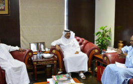 CAR delegation visits Qatar Chamber