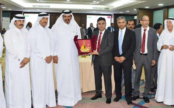 Indian trade team explores cooperation with Qatari firms