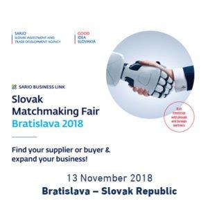 Slovak Matchmaking fair Bratislava 2018 @ Bratislava  | Slovakia