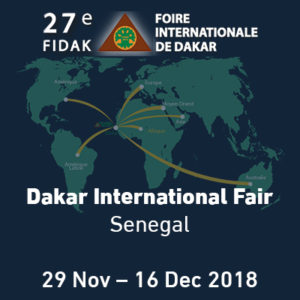 Dakar International Fair – Senegal @ The exhibition center of the CIED | Senegal