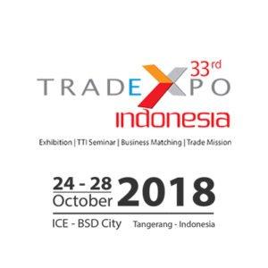 Trade Expo Indonesia 2018 @ Tangerang  | Indonesia