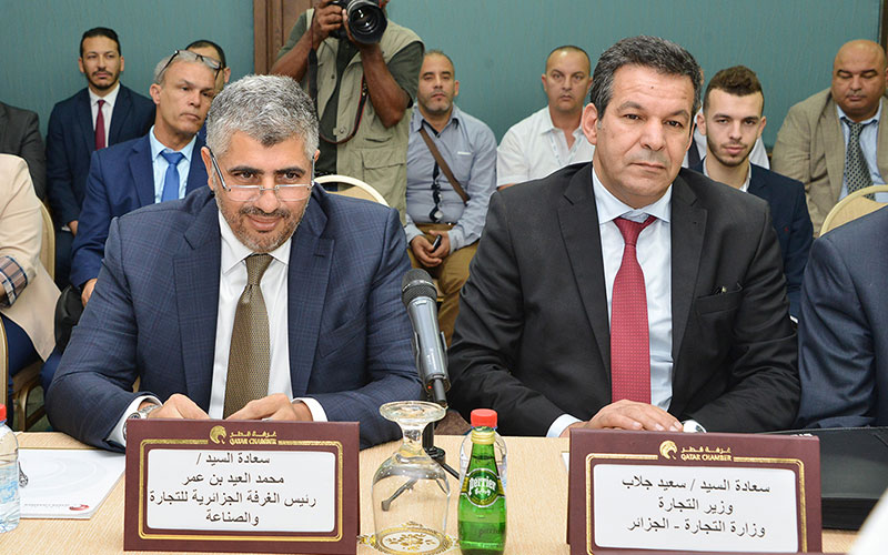 Algeria-trade-ties-Qatar-003