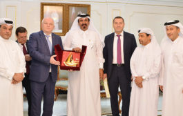 Ukraine invites Qatari investors to explore its investment potential