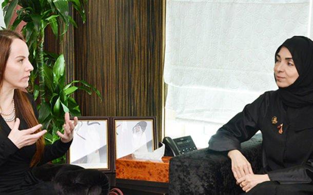 Amir's support helps Qatari woman to lead prominent positions , al-Ahmadani