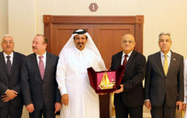 Establishing a joint Iraqi-Qatari company discussed