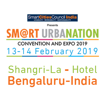 Smart Urbanation Convention And Expo 2019
