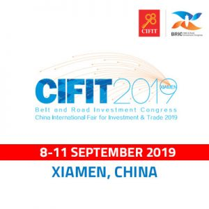 The China International Fair for Investment and Trade - Xiamen, China @ Xiamen International Conference and Exhibition Center