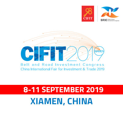 The China International Fair for Investment and Trade - Xiamen, China