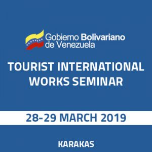 Tourist International Works Seminar - Karakas @ Av. Francisco de Miranda, Edif. Mintur