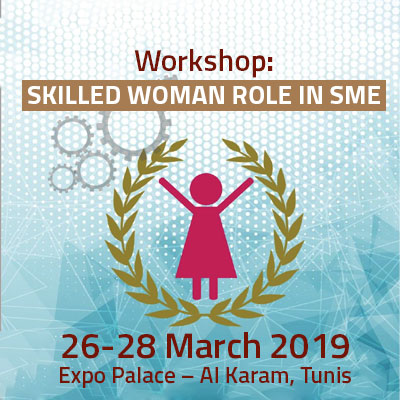 Workshop: Skilled woman role in SME