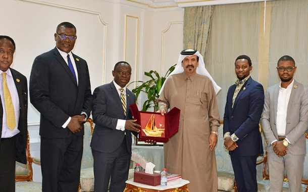 Qatar Chamber discusses scope of investment with Ghana