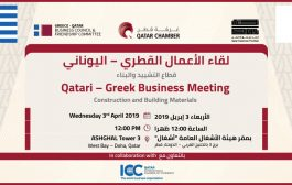 Qatari – Greek Business Meeting