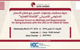 Business Forum on Methods and Requirements for doing business with the USG on Al Udeid Air Base