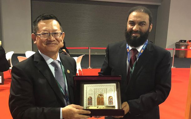 QC participates in halal conference in Malaysia