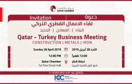 Qatar - Turkey Business Meeting