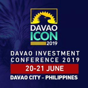 Davao Investment Conference 2019 @ SMX Convention Center, SM Lanang Premier, Davao City