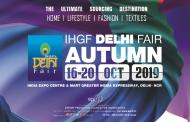 IHGF Delhi Fair (Autumn) 2019