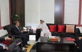غرفة قطر تبحث التعاون مع وفد تجاري من البيرو