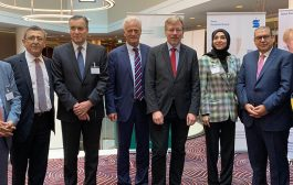 QC takes part in Arab-German Health Forum