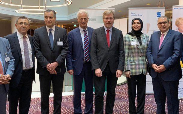 الغرفة تشارك في المنتدى الصحي العربي الألماني ببرلين
