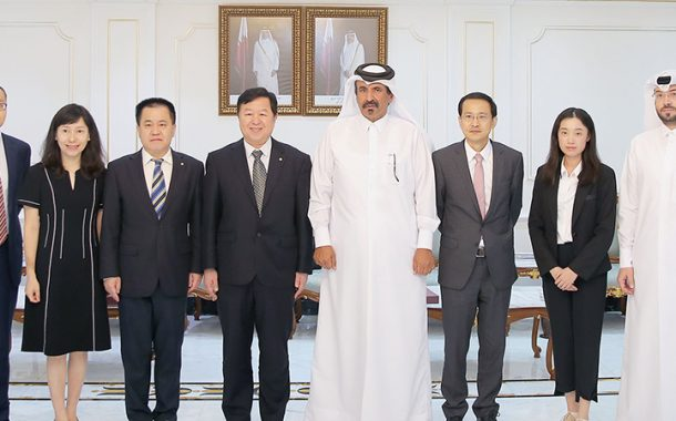 Qatar Chamber, China trade centre hold meeting to strengthen co-operation ties