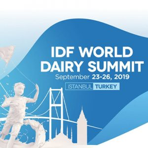 IDF World Dairy Summit - Milk for Life @ Hilton İstanbul Bomonti