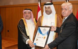 Sheikh Dr Thani bin Ali named 'international ambassador for social responsibility'