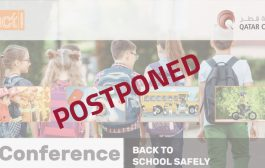 Kids Safety  program in Qatar will be postponed until the end of October.