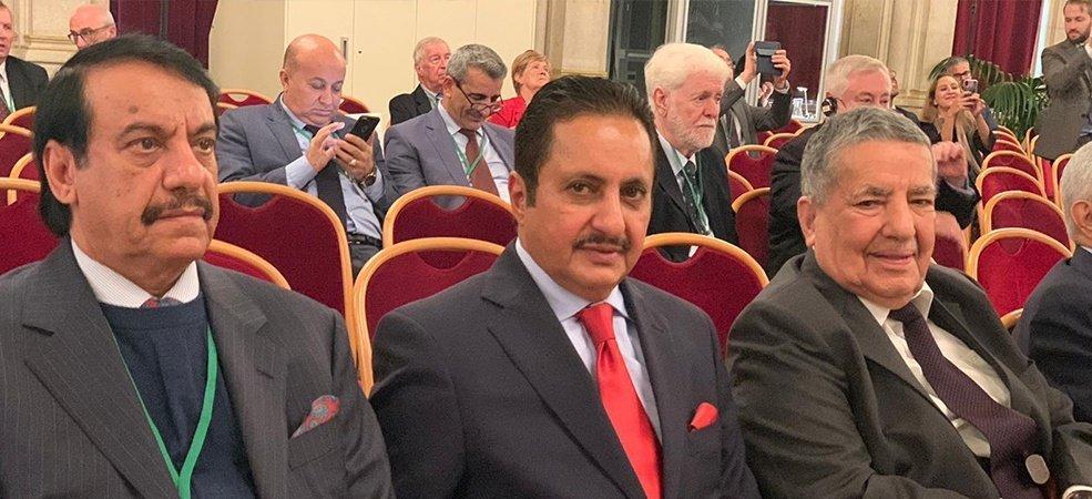 Qatar Chamber participates in the Arab-Austrian Economic Forum