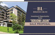 "Investment Opportunity:  Hotel ""Borjomi Likani"" Sale Proposal"