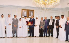 Qatar, Jordan Chambers review enhancing cooperation relations