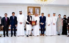 Qatar Chamber reviews labour co-operation with Pakistan