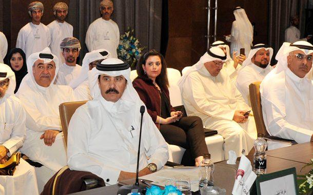 الغرفة تشارك في تشاوري وزراء التجارة والغرف الخليجية