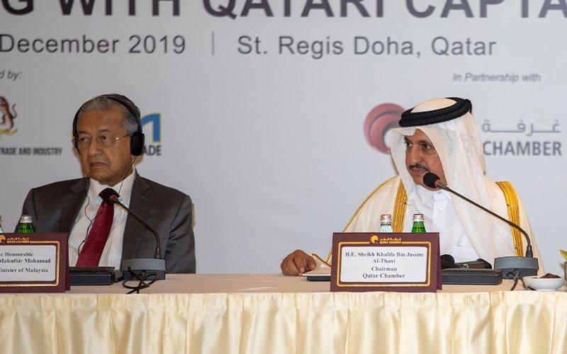 PM-Malaysia-Qatari-Businessmen-005